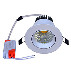 cheap Indoor Lights-JIAWEN 1pc 9 W 720 lm lm 1 LED Beads Easy Install / Recessed / New Design LED Downlights Warm White / Cold White / Daylight Commercial / Home / Office / Living Room / Dining Room AC85-265V