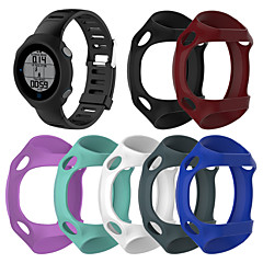 abordables Fundas para Apple Watch-Funda Para Garmin Garmin Forerunner 610 Silicona Garmin