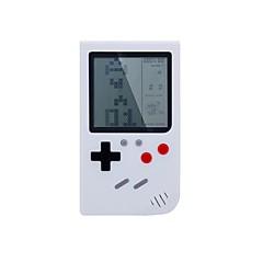 abordables Videoconsolas-SX-610 Consola de juego Construido en 24 pcs Juegos 3 pulgada pulgada Portátil