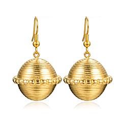 preiswerte Ohrringe-Damen Klassisch Tropfen-Ohrringe - Gelb Für Hochzeit / Party / Abend