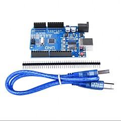 お買い得  センサー-arduino atmega328pのための高品質の互換性のあるuno r3開発ボード