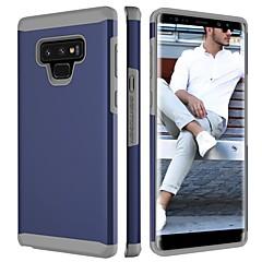 billige BUY MORE SAVE MORE-BENTOBEN Etui Til Samsung Galaxy Note 9 Stødsikker Bagcover Ensfarvet Hårdt PC for Note 9