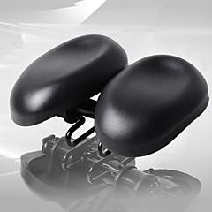 abordables Sillines y Monturas-Sillín de Bicicleta Ciclismo / Bicicleta Cuero de PU / ABS / PVC Ajustable / Suave / Extra Ancho