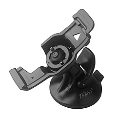abordables Soportes y Montajes para Teléfono-Ziqiao car gps holder mount parabrisas ventosa soporte soporte cuna car styling para garmin zumo 340 350 390