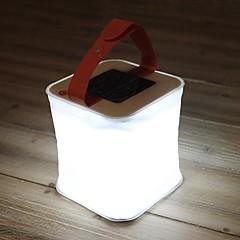 abordables Linternas y Luces de Tienda-LuminAID Linternas y Lámparas de Camping LED Impermeable, Plegable, Alimentado por Energía Solar Camping / Senderismo / Cuevas Blanco