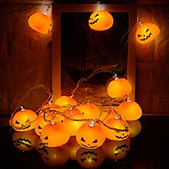 preiswerte LED Lichtstreifen-HKV 3M Leuchtgirlanden 16 LEDs Warmes Weiß Niedlich / Kreativ / Party AA-Batterien angetrieben 1pc