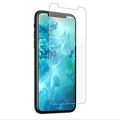 Недорогие Защитные пленки для iPhone X-Защитная плёнка для экрана для Apple iPhone XS Max Закаленное стекло 1 ед. Защитная пленка для экрана HD / Уровень защиты 9H / Взрывозащищенный