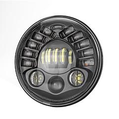 Недорогие Автомобильные фары-OTOLAMPARA 1 шт. H4 Автомобиль Лампы 70 W Dip LED 8400 lm 70 Светодиодная лампа Налобный фонарь Назначение Jeep Wrangler Все года