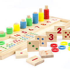 abordables Puzzles 3D-Puzzles de Madera Cool Exquisito Interacción padre-hijo De madera 1 pcs Niño Todo Juguet Regalo