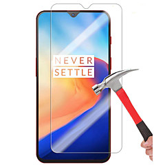 cheap Other Screen Protectors-ASLING Screen Protector for OnePlus One Plus 6T Tempered Glass 1 pc Front Screen Protector 9H Hardness / 2.5D Curved edge / Explosion Proof