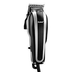 お買い得  ヘルス&ビューティー-Kemei ヘアトリマー のために 男女兼用 220 V / 230 V 低雑音 / ハンドヘルドデザイン / 軽くて便利な