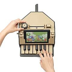 abordables Accesorios para Nintendo Switch-Paper piano Ventiladores Para Interruptor de Nintendo ,  Bonito / Creativo / Nuevo diseño Ventiladores Papel 1 pcs unidad