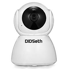 abordables Cámaras IP-DIDSeth DID-N48-200 30 mp Cámara IP  Interior Apoyo 1 GB