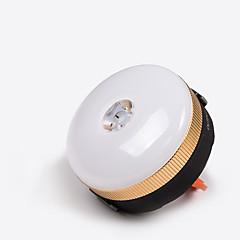 お買い得  ランタン&テント用ライト-TANXIANZHE® ランタン&テントライト LED LED 4.0 照明モード USBケーブル付き パータブル, 調整可, コンパクトデザイン キャンプ / ハイキング / ケイビング, 日常使用 Red Light Source Color ブラック / ホワイト