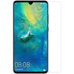 abordables Protectores de Pantalla para Huawei-Nillkin Protector de pantalla para Huawei Huawei Mate 20 Vidrio Templado / PET 1 pieza Protector de lente frontal y de cámara Alta definición (HD) / Dureza 9H / A prueba de explosión