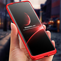 cheap Cases / Covers for Huawei-Case For Huawei Huawei Mate 20 Pro Shockproof / Frosted Back Cover Solid Colored Hard PC for Huawei Mate 20 pro
