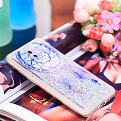 Недорогие Чехлы и кейсы для Huawei Mate-Кейс для Назначение Huawei Mate 10 Защита от удара / Сияние и блеск Кейс на заднюю панель Ловец снов / Сияние и блеск Мягкий ТПУ для Mate 10
