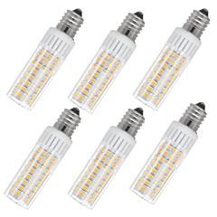 preiswerte LED-Birnen-6pcs 7.5 W 937 lm E14 LED Mais-Birnen T 100 LED-Perlen SMD 2835 Warmes Weiß / Kühles Weiß 85-265 V