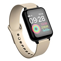 abordables Tech & Gadgets-KUPENG B57B Pulsera inteligente Android iOS Bluetooth Deportes Impermeable Monitor de Pulso Cardiaco Medición de la Presión Sanguínea Pantalla Táctil Podómetro Recordatorio de Llamadas Seguimiento