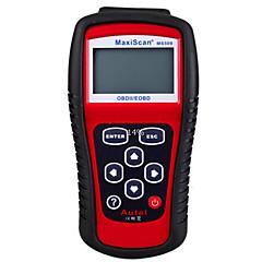 abordables Herramientas y Equipamiento para Coche-Escáner de diagnóstico del vehículo (fuente de alimentación del vehículo, sin necesidad de baterías)