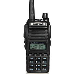 お買い得  トランシーバー-BAOFENG -82 ハンドヘルド 非常警報器 / 電池残量不足通知 / 節電モード 3KM-5KM 3KM-5KM 128 2800 mAh 5 W トランシーバー 双方向ラジオ