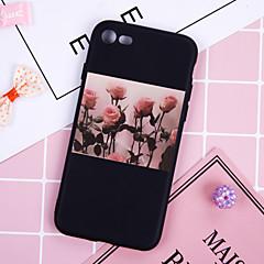 Недорогие Кейсы для iPhone 7-Кейс для Назначение Apple iPhone XS / iPhone XR С узором Кейс на заднюю панель Цветы Мягкий ТПУ для iPhone XS / iPhone XR / iPhone XS Max