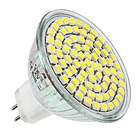 ieftine Spoturi LED-1 buc 4 W Spoturi LED 350-400lm E14 GU10 E26 / E27 80 LED-uri de margele SMD 2835 Alb Cald Alb Rece Alb Natural 220-240 V