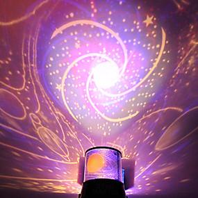 ieftine Lumini Nocturne LED-diy romantic galaxie starry sky proiector lumina de noapte pentru petrecerea de sărbătoare