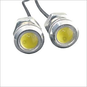 Недорогие Прочие светодиодные лампы-Автомобиль Лампы 1.5 W SMD LED 130 lm 1 Светодиодная лампа Внешние осветительные приборы