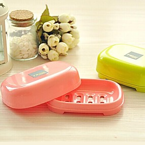 cheap Bathroom Gadgets-Bathroom Gadget Travel / Multi-function / Eco-friendly Plastic 1pc / Storage