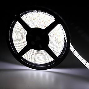 ieftine Benzi Lumină LED-10m 150x5050 smd rgb led lumina strip și 44key telecomandă și 6a au sursa de alimentare ac110 240v