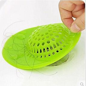 abordables Gadgets de Baño-Desagüe Múltiples Funciones Ecológica Creativo Gel de Sílice El plastico 1 pieza - Cuidado Corporal