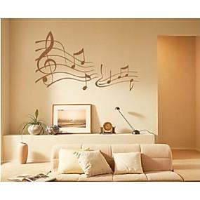 ieftine Casă & Grădină-autocolante de perete decalcomanii de perete, note contemporane pvc autocolante de perete 1pc