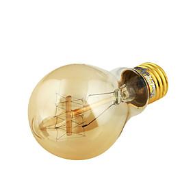 tanie Oświetlenie LED-40 W 3200 lm E26 / E27 Żarówka dekoracyjna LED Koraliki LED Dekoracyjna Ciepła biel 110-130 V