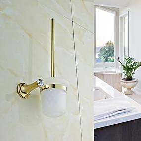 cheap Bathroom Gadgets-Bathroom Gadget Contemporary Brass 1 pc - Hotel bath