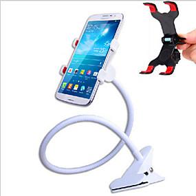 billige sengesiden-360 roterende fleksibel lang arm mobiltelefon holder stå lat bed bordstativ selfie mount brakett for iphone samsung huawei xiaomi telefoner