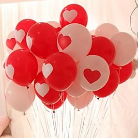 16b9f9d6dcbf billige Pynt til højtid og fest-10 stk hjerter runde form bryllup fødselsdag  fest dekoration