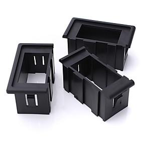 billige Strømafbryder-iztoss 3 rocker switches boliger ARB klip holder panelet plast Carling typen