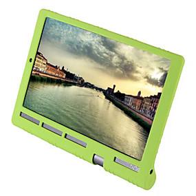 economico Accessori tablet-Custodia Per Lenovo Per retro Tinta unita Morbido Silicone per Lenovo Yoga Tab 3 Pro