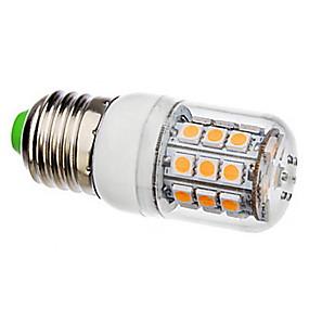 abordables Luces LED de Doble Pin-3.5 W Bombillas LED de Mazorca 250-300 lm E14 G9 E26 / E27 T 30 Cuentas LED SMD 5050 Blanco Cálido Blanco Fresco 220-240 V 110-130 V
