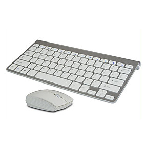 cheap mouse keyboard combo-Wireless USB Keyboard & MouseForWindows 2000/XP/Vista/7/Mac OS