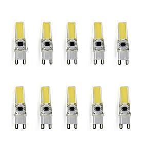 abordables Luces LED de Doble Pin-3 W Luces LED de Doble Pin 150-200 lm G9 T 1 Cuentas LED LED de Alta Potencia Decorativa Blanco Cálido Blanco Fresco 220-240 V / 10 piezas