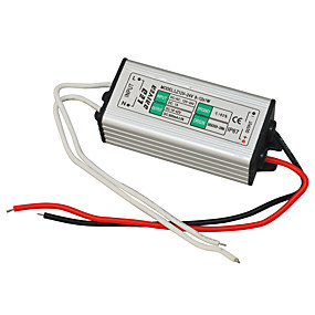 Недорогие Светодиодные драйверы-12-24 V Водонепроницаемый Алюминий Источник LED излучения 10 W
