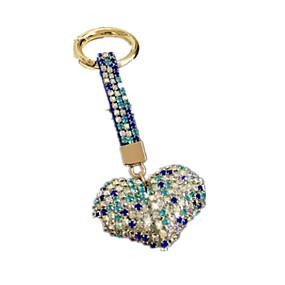 olcso Játékok & hobbi-Kulcstartó Szív alakú Fém