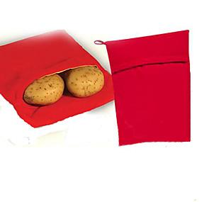 ieftine Ustensile Bucătărie & Gadget-uri-lavoar de spălat lavabil copt cartof cu microunde cartof de gătit rapid rapid