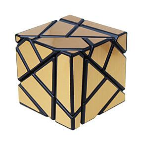billige Pedagogiske leker-Magic Cube IQ-kube Alien Ghost Cube 3*3*3 Glatt Hastighetskube Magiske kuber Pedagogisk leke Kubisk Puslespill Stress og angst relief Fødselsdag Klassisk & Tidløs Barne Voksne Leketøy Gutt Jente Gave
