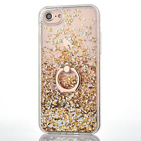 halpa iPhone 8 kotelot-kotelo iphone xr xs xs max virtaava neste / rengaspidike takakansi kimalteleva kiiltävä kovalevy iphone x 8 8 plus 7 7plus 6s 6s plus se 5 5s