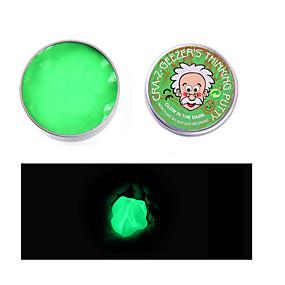 baratos Brinquedos & Games-1 pcs Brinquedos Magnéticos Blocos de Construir Imãs Magnéticos Raros Super Fortes Ímã de Neodímio Jogue Massa, Plasticina e Massa Antiestresse Brilha no Escuro Magnética Fluorescente Faça Você Mesmo