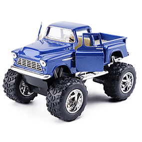 voordelige Gegoten & Speelgoedvoertuigen-Terugtrekvoertuigen Truck Automatisch Unisex Speeltjes Geschenk / Metaal