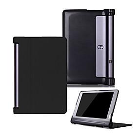 economico Accessori tablet-Custodia Per Lenovo Integrale / Casi Tablet Resistente pelle sintetica per Lenovo Yoga Tab 3 Plus 10.1 (YT-X703)